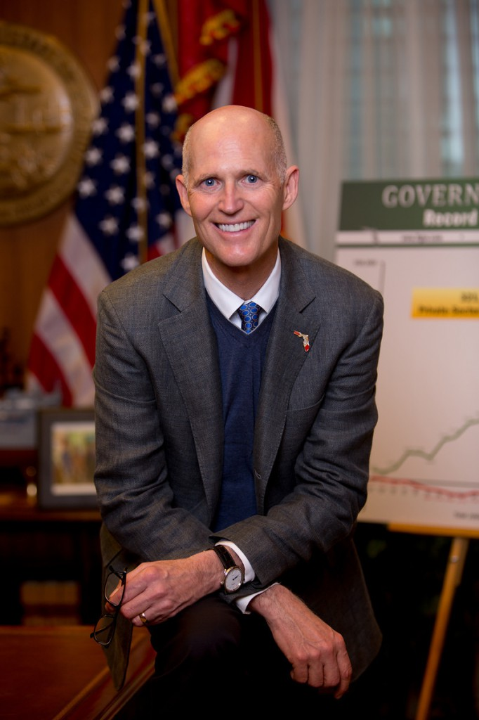 Picture of Governor Rick Scott