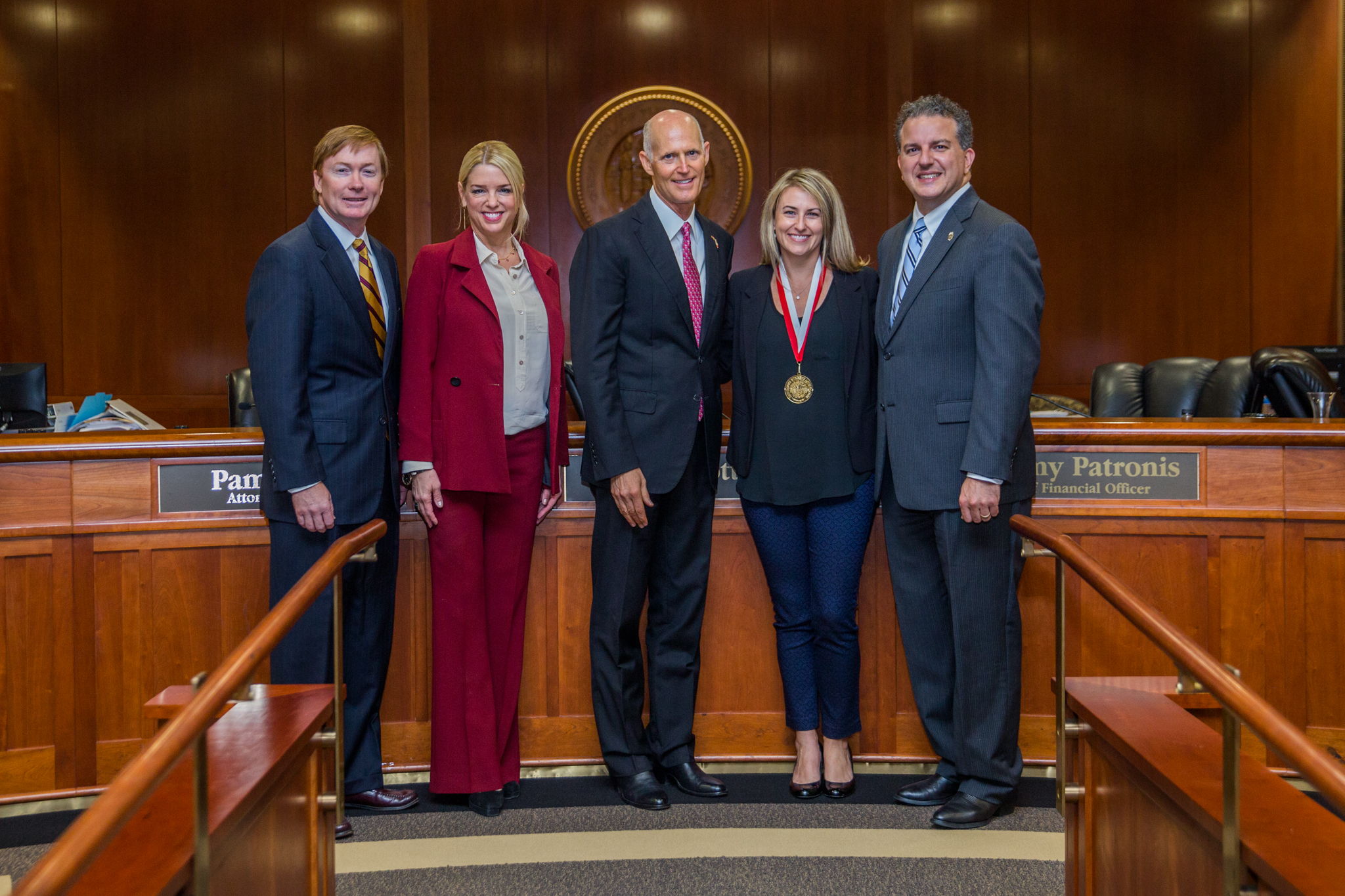 Governor Scott Recognizes Target Print & Mail with Governor's ...