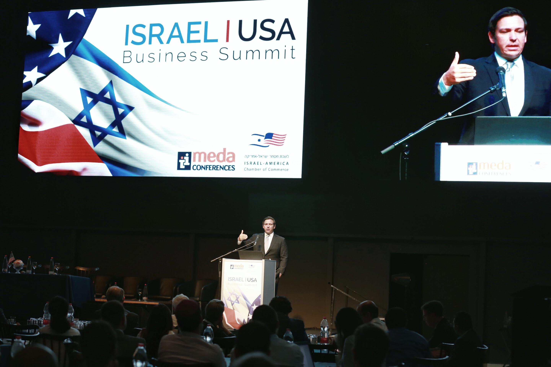 Governor Ron DeSantis Delivers Keynote Address at 2019 Israel