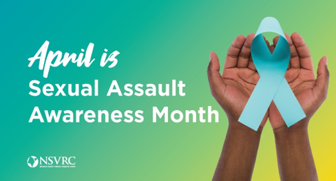 Sexual Assault Awareness Banner