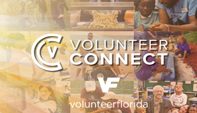 Volunteer Florida Banner
