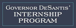 Governor DeSantis' Internship Program