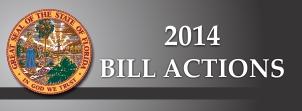 2014 Bill Actions