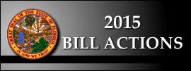 2015 Bill Actions
