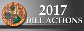 2017 Bill Actions