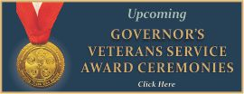 Governors Veterans Service Award