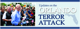 Orlando terror attack Updates